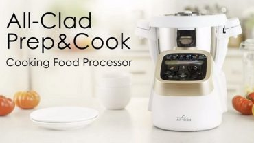 All clad prep cook food processor