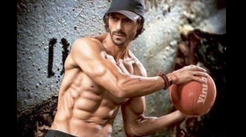 Arjun Rampal Workout