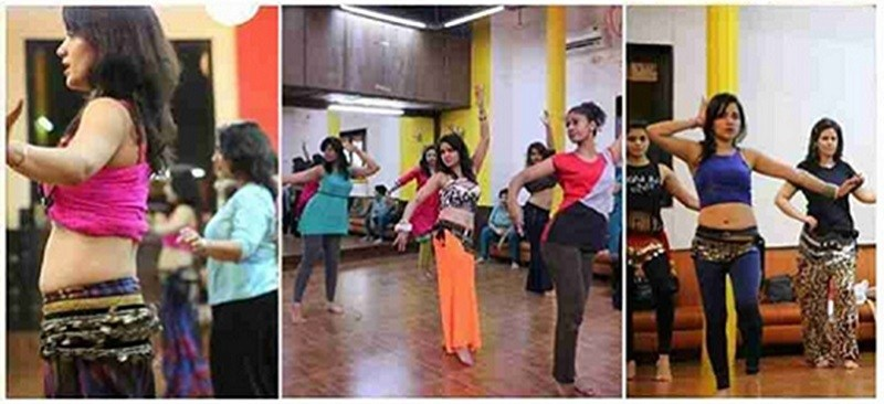 belly dancing fitness