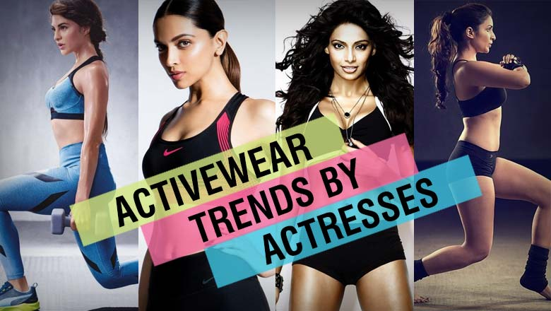 celebs in active-wear
