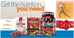 diet and nutrition products in India