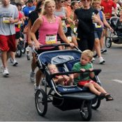Stroller moms want baby strollers to be allowed in Boston Marathon