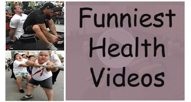 funny health fitness videos & pictures