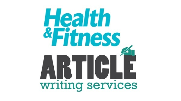 health & fitness article writing services