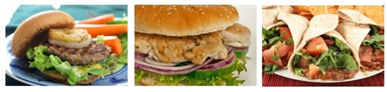 can fast food by healthy