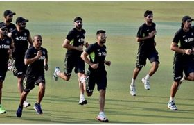 Indian cricket team fitness