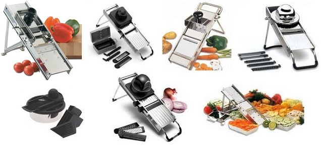 Kitchen Mandoline Slicers Guide Reviews Fitbiz In Fitness Sports Wellness In India