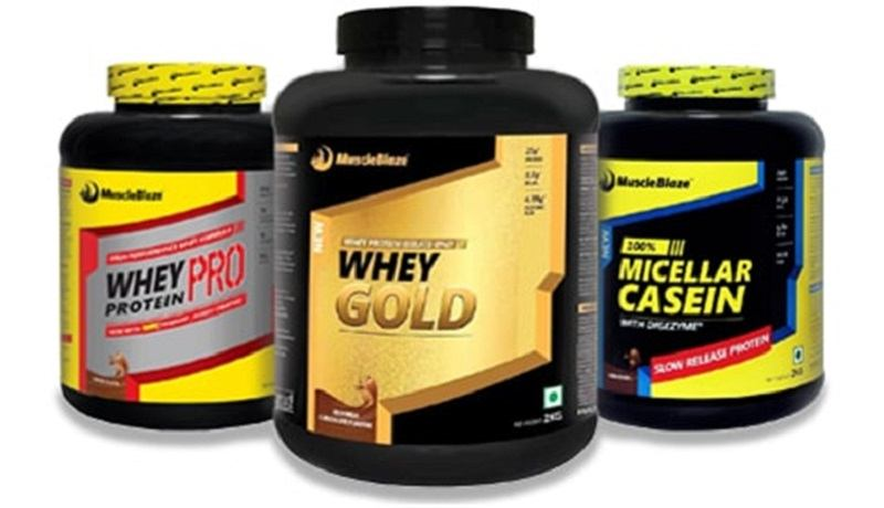 Muscleblaze Proteins