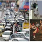 India has noisiest cities in the world: Positive correlation between hearing loss and noise pollution