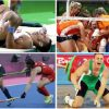 The most common injury at the Olympics, its more in the higher-velocity sports