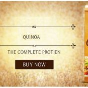 Top Benefits of Organic Quinoa