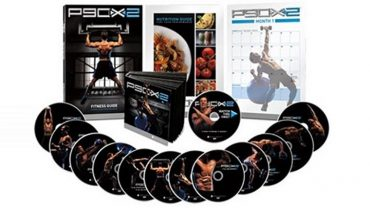 P90X2 workout DVDs