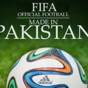 2018 FIFA world cup in Russia to use Pakistan made footballs