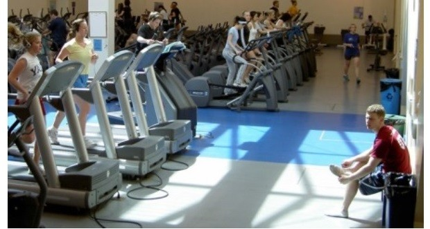fitness clubs: Personal Trainer vs Health Club Employee