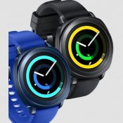 Samsung fitness-centric smartwatches