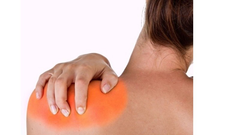 relieve shoulder joint pain