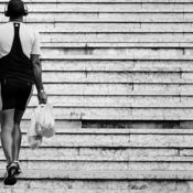 Climbing Stairs for Fitness
