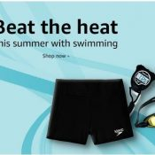 Swimming Gear / Equipment: Beat the heat this summer